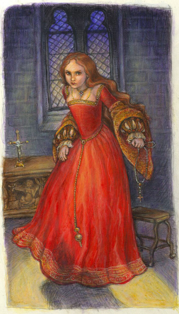 İngiltere Kraliçesi Mary I    Bloody Mary