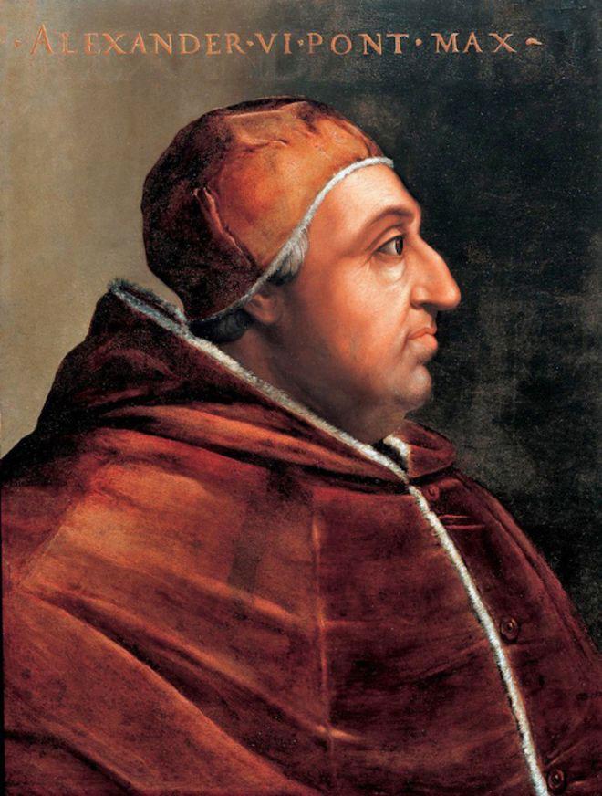 Papa VI Alexander