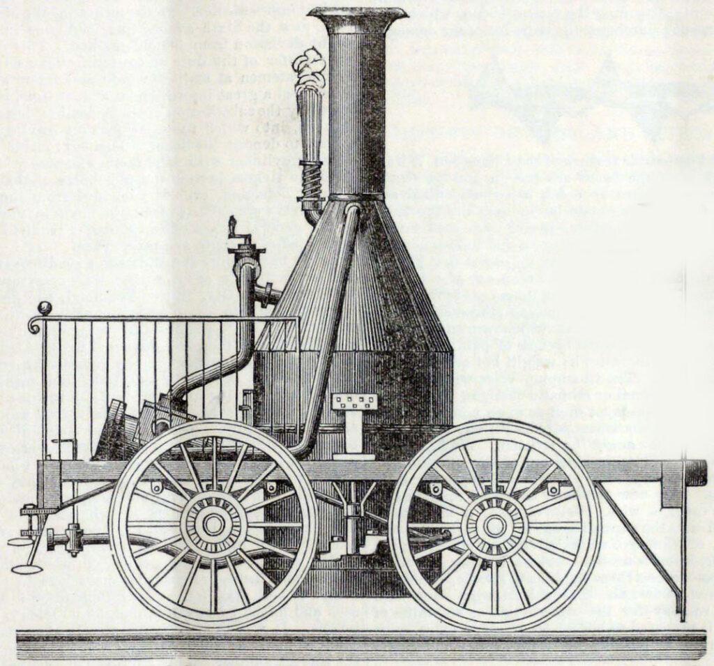 buhar makinası