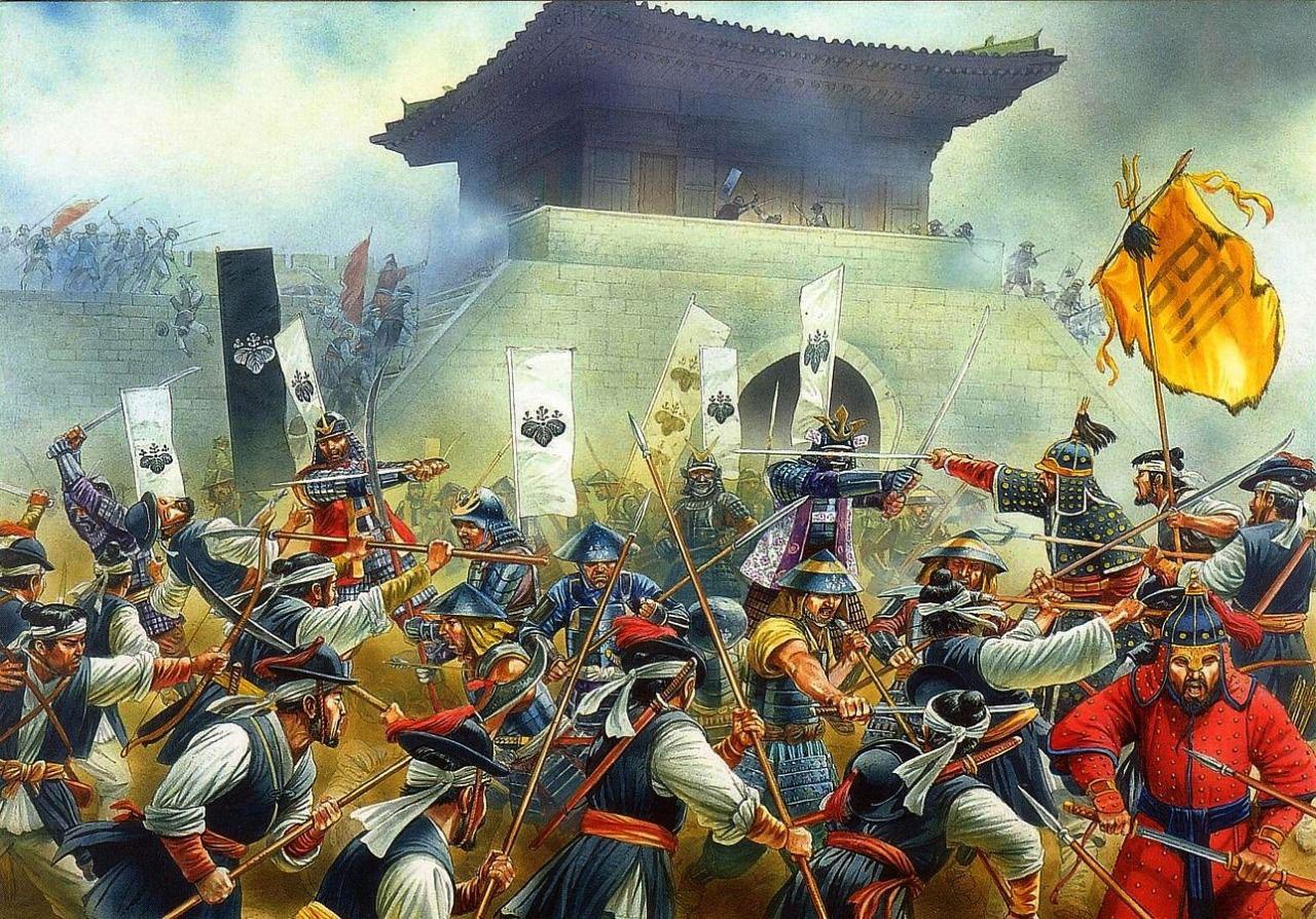 japonya koreyi işgal etti