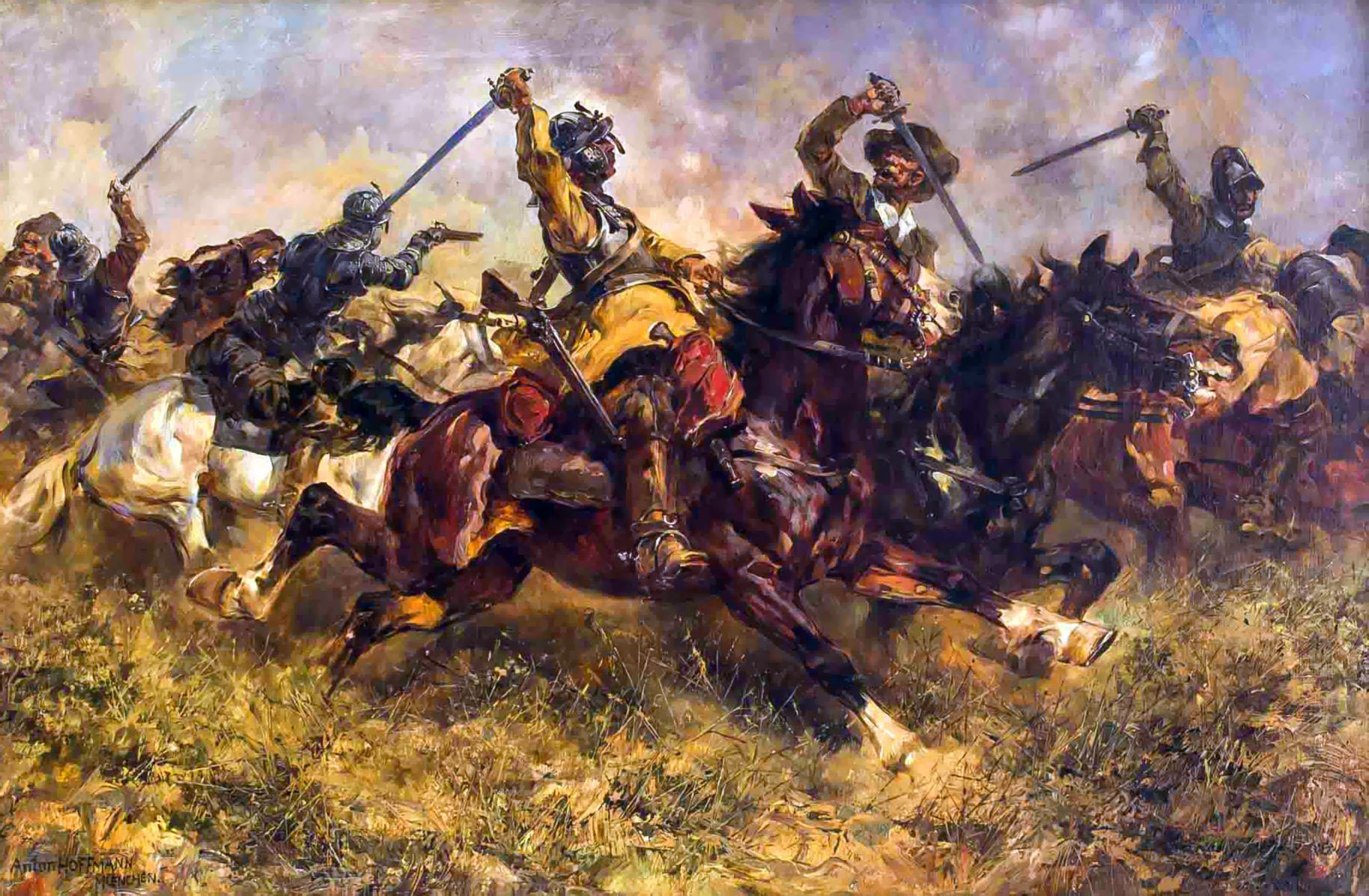 otuzyıl savaşları