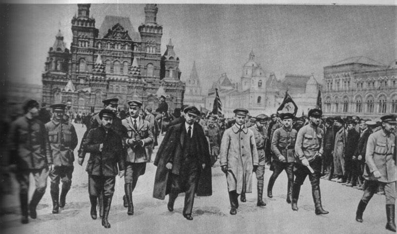 rus iç savaşı